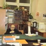 Yassen Zassoursky, Larisa Mikhaylova