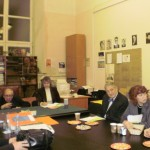 Yasen Zassoursky, Larisa Mikhaylova, Irwin Weil, Yelena Ovcharemko